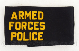 US Armed Forces Police armband - net naoorlogs - origineel