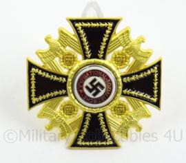 WO2 Duitse Adlerorden met pin - afmeting 5 x 5 cm - replica