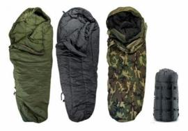 US Army 4 delige MSS System Sleeping bag set - origineel