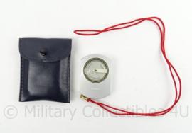 Clinometer Suunto PM5/360 in draagtas - zeldzaam - afmeting 11 x 8 cm - origineel