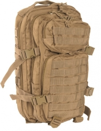 US Assault Pack Small Coyote