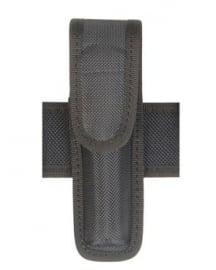 Security Minilite zaklamp tas klein - 3,5 x 16 x 2 cm.  - zwart