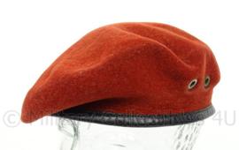 Franse leger baret - maat 58 - origineel