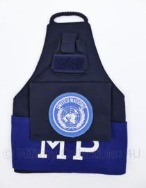 Kmar Koninklijke Marechaussee UN United Nations MP Military Police -27 x 49,5 cm - nieuw  - origineel