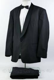 Heren kostuum jas en broek - maat 58 - origineel