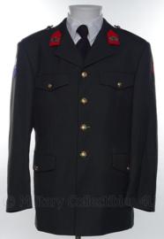 KL Nederlandse leger Natres Nationale Reserve DT2000 uniform jas - maat 57 3/4 - origineel