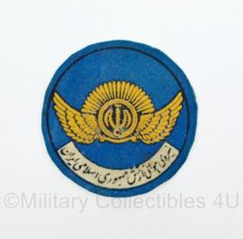 Iraanse leger Air Force Patch met cyrillisch schrift  - origineel