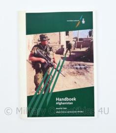 Defensie handboek Afghanistan december 2002  - origineel