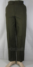 US Army trouser wool serge OD trouser 20oz - model 1943 meerdere maten - origineel