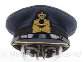KLu Luchtmacht GLT Gala tenue pet voor Officieren - maat 7 - origineel