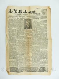 De Volkskrant - 28 juni 1945 - origineel
