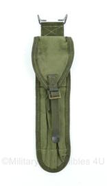 MVO Browning .50 pompstok tas uit 1958 - Webbing - US model- 33x7,5x1,5 cm - origineel