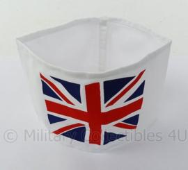 Invasion flag Britse armvlag op armband - katoen