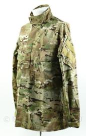 KL landmacht en US Army Multicamo G3 field shirt - zomer variant - merk Crye Precision - met ranglus op de borst - licht gedragen - maat Large-Long - origineel