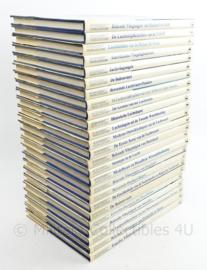 Naslagwerk serie boeken de geschiedenis van de luchtvaart 25 delige serie - origineel