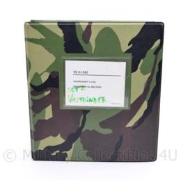 Handboek KL Militair VS 2-1352   - origineel