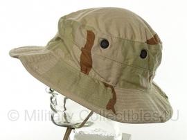 US Army Bush hat Sun desert camo Bancroft - maat 7 1/4 - origineel