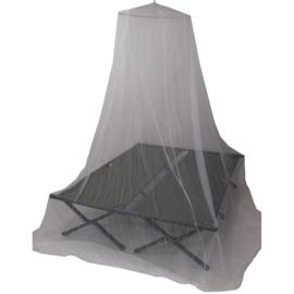 Anti-muggen Klamboe  voor 2 persoonsbed - wit