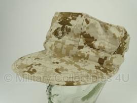 USMC Marpat DESERT cap USMC pet - origineel
