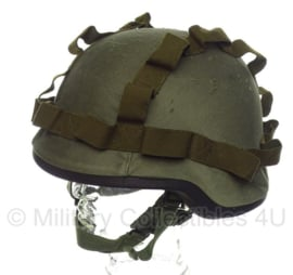 Helmovertrek voor MICH en composiet helm GROEN - origineel
