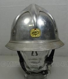Brandweer helm Joegoslavie alluminium - origineel