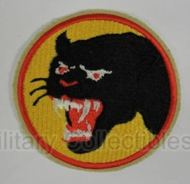 WWII US 66th Infantry Division patch - cut edge