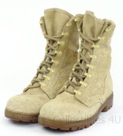 KL Landmacht Desert schoenen - licht gedragen - maat 245S = 39 smal - origineel