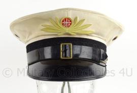 Zwitserse politie pet LVGA Swiss Police - maker: Beca Lugano - maat 55 - origineel
