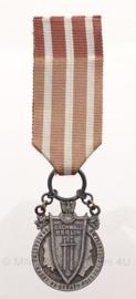 Poolse leger medaille der waffenbruderschaft 1910 1945 Grunwald Berlin - origineel