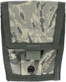 US Air Force USAF ABU camo handcuff pouch handboeien tas - origineel