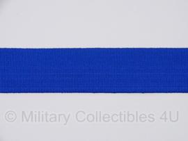 Lint voor de Trouwe dienst medaille 2,8 cm.