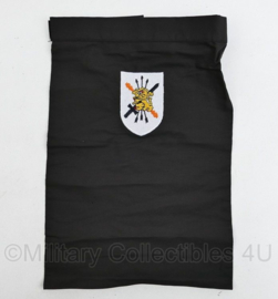 Defensie halsdoek DPKL Directie Personeel Koninklijke Landmacht -  zwart - origineel