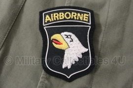 101st Airborne patch - officer type
