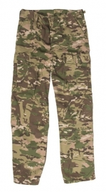 Tactical trouser  BDU - Multicam