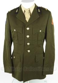 Nederlandse regiment technische troepen DT jas 1980- maat 57 - origineel