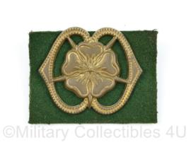 KL MILVA zeldzame dames baret insigne - 7 x 5,5 cm - origineel