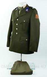 KL DT uniform set Calavarie 43e gemechaniseerde brigade 1983 - maat 46 met broek, overhemd en stropdas- origineel