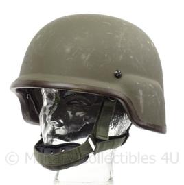 MSA CGFGallet CG634PV  MICH helm NIJ L3a IIIa Helmet  - maat 52-58 cm. - origineel