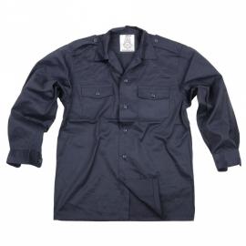 Police model Overhemd - zwart Politie - maat XL