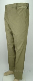 US US MODEL Summer Service Trousers Chinos - ONGEBRUIKT - maat 50