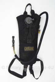 Camelbak waterrugzak zwart - smal model - origineel Nederlands leger