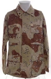 US Private first class 1e Golfoorlog field jacket DESERT Six-Color Desert Pattern 1990 - maat Medium-Regular - origineel