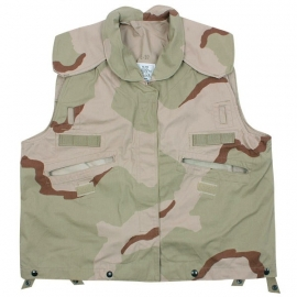 US desert scherfvest cover Pasgt vest - in de verpakking - Small/Medium - origineel