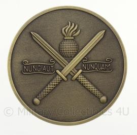 Metalen Coin penning KCT Korps Commandotroepen