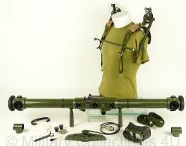 Russische leger ZDN 41  Afstandsmeter met kist, draagstel en alle toebehoren ! - origineel