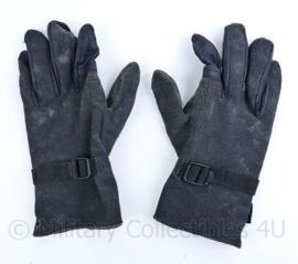 Defensie en Politie snijwerende handschoenen Kingsman Gloves Walsall UK extra grip  - maat L - origineel