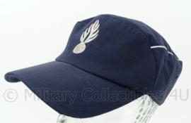 Franse Gendarmerie baseball cap blauw met embleem voorop - nieuw model - maat 57/59 - origineel