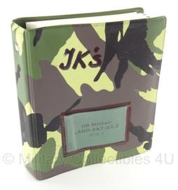 KL Nederlandse leger handboek militair RB022 - LAND-E&T-02.3 - druk 1 - origineel