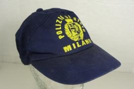 Polizia di Stato Milano Baseball cap - Art. 620 - origineel