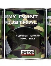 Verf literblik - Forest Green - RAL6031